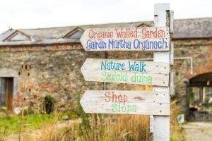 Sonairte Organic Garden Re-opening and Guided Tours @ Sonairte