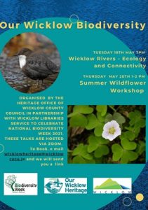 Wicklow Rivers Ecology & Connectivity @ Online