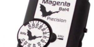 Using Heterodyne Bat Detectors @ Online