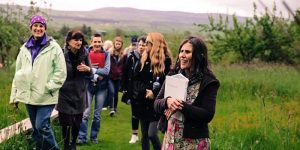 Biodiversity Tours of Irish Seed Savers 20 acre farm @ Irish Seed Savers Association
